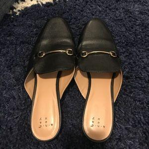 Target Shoes - Target slides